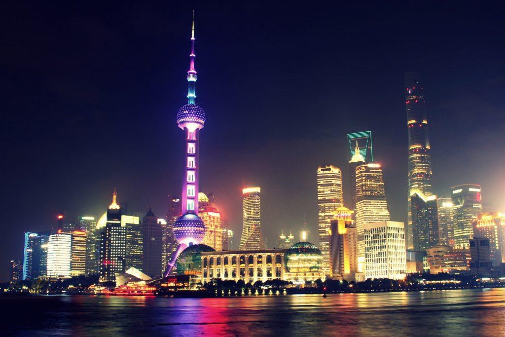 Spedizione pacchi in Cina