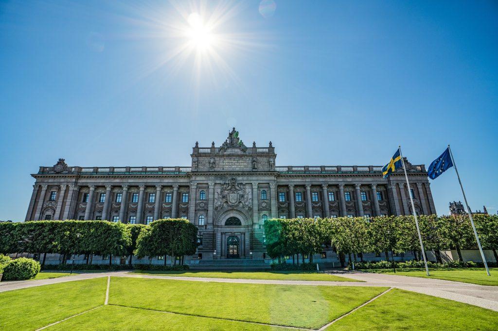 Spedire pacchi in Svezia