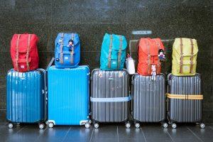 spedire bagagli in Europa