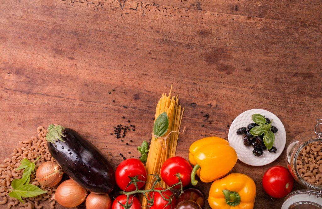 spedire alimenti in Europa