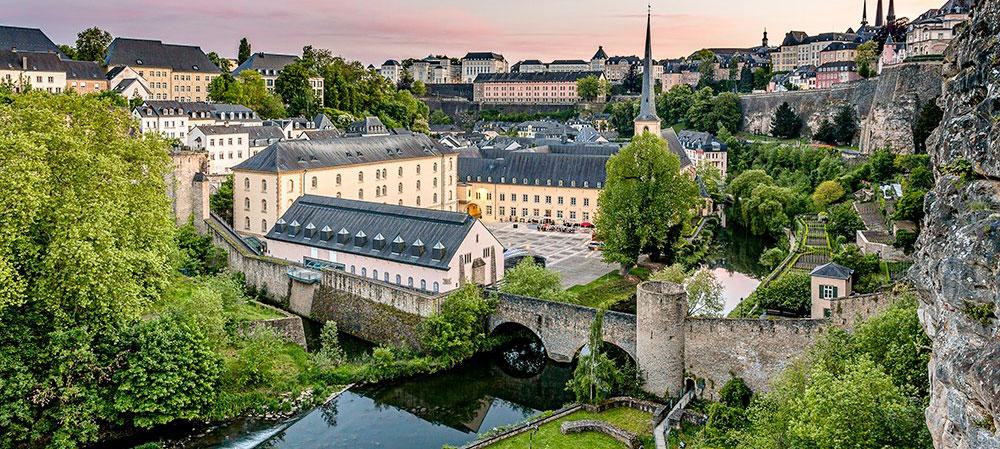 spedire in lussemburgo
