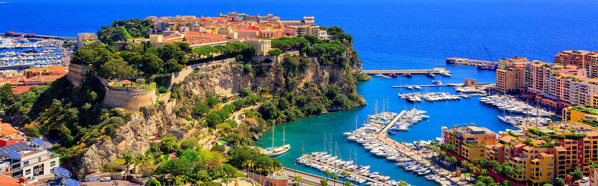 spedire in Monaco